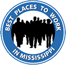 Best Places to Work in Mississippi Award